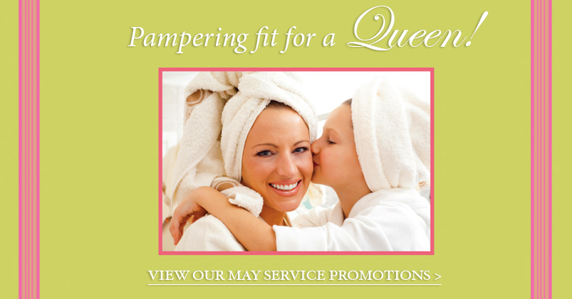 Mother's Day Promotions Click Here
